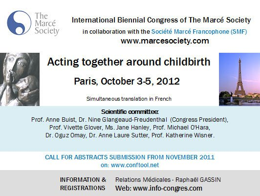 Marce Society Congress