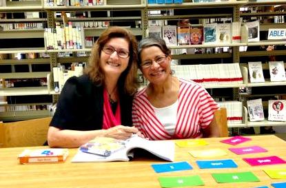 Liz McKibbin & Linda
