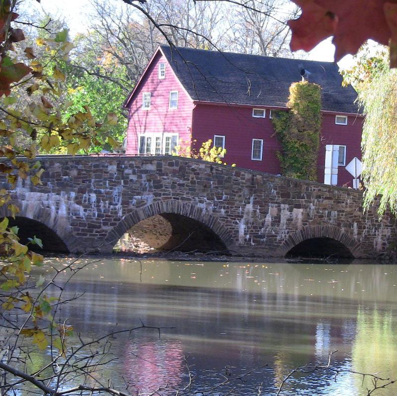 Opies Mill Bridge