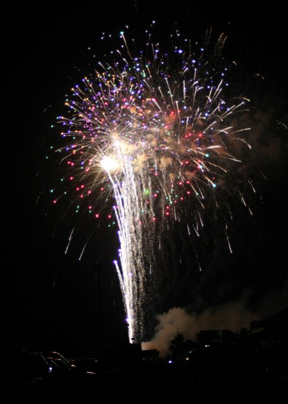 2015 Montgomery fireworks  display