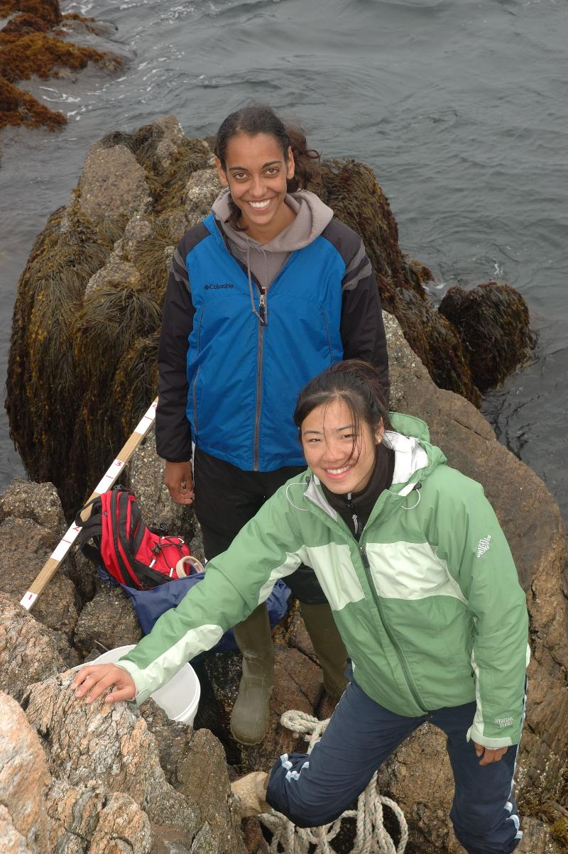 2 students in rocks-JFActor