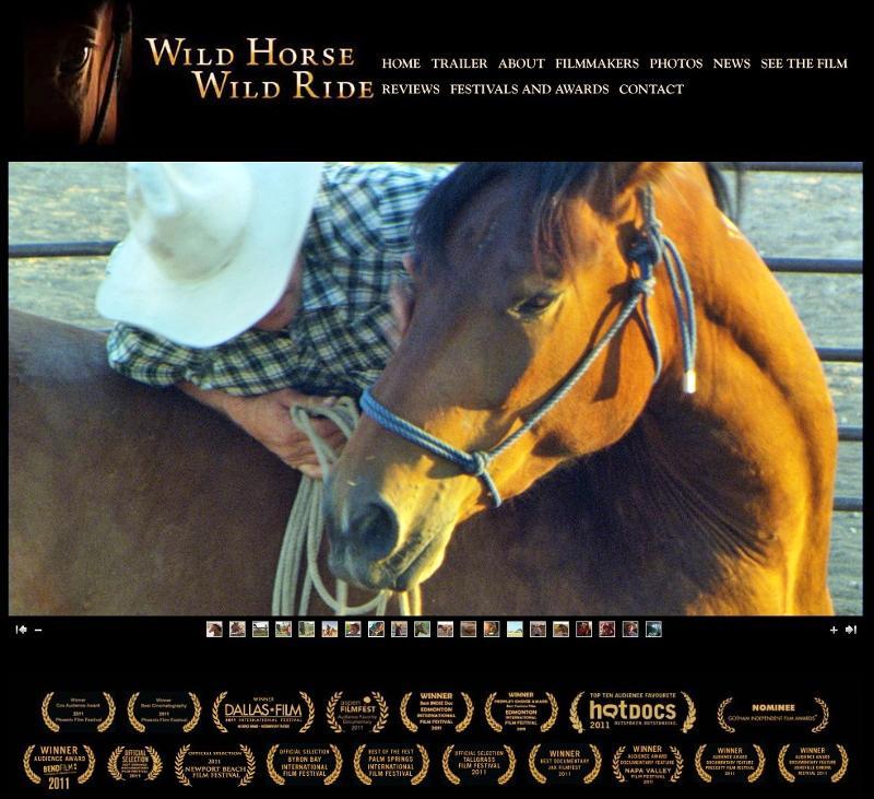 Wild Horse, Wild Ride trailer