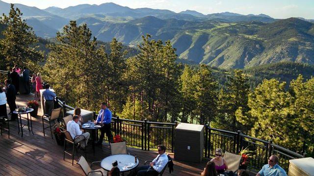 Mount Vernon Country Club, Golden CO