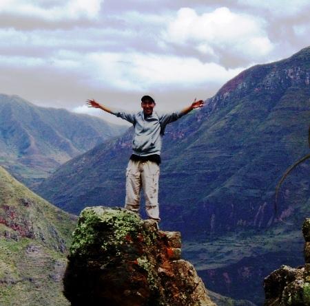 Guide Dario, Pisac, Peru