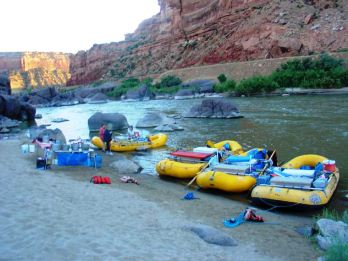 Westwater with Sheri Griffith Expeditions & Lambert