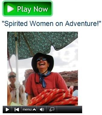 Spirited Women on Adventure Slideshow