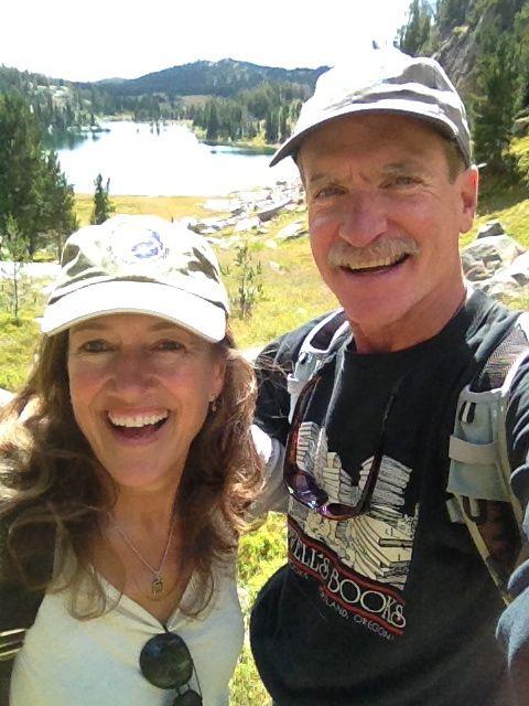 Mary Clare and Gary Ferguson