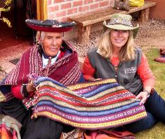 Page Lambert Laura Tyson Peru Adventure