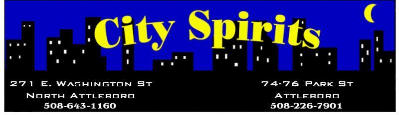 City Spirits Logo