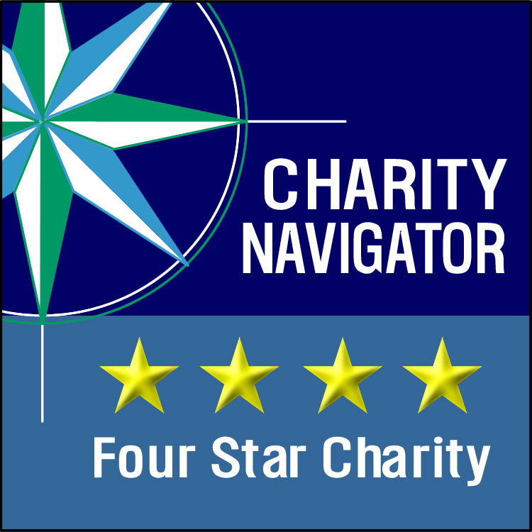 Charity Navigator 4 Star Image