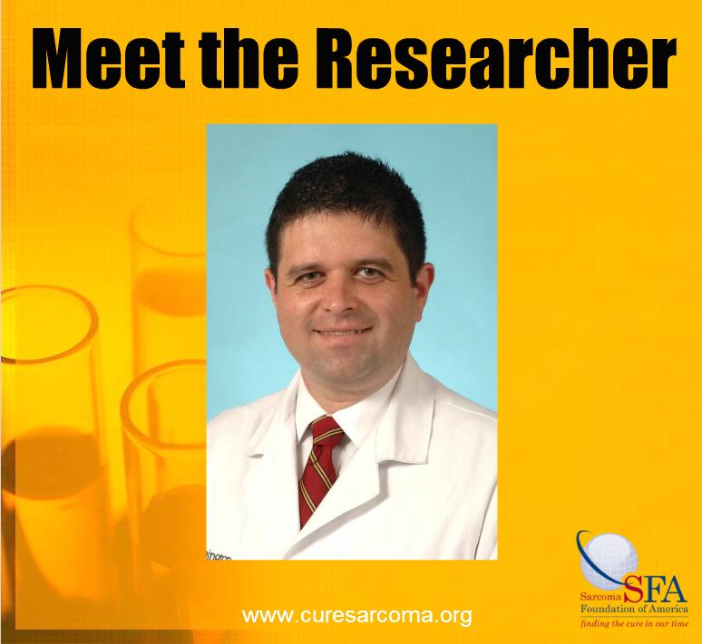 Meet the Researcher-VanTine image