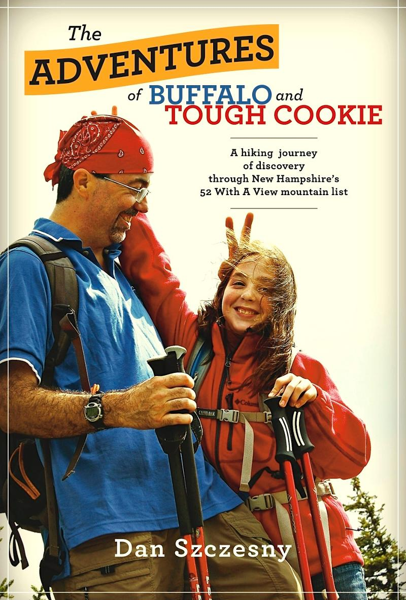 Cover of Buffalo and Tough Cookie book