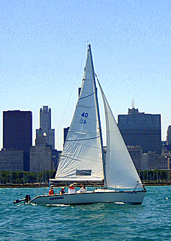 Colgage Sailing