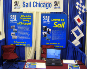 Strictly Sail Booth