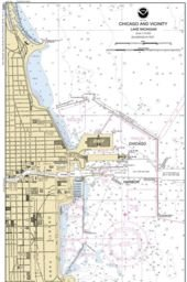 Chicago Lakefront Chart