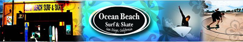 Ocean Beach Surf & Skate