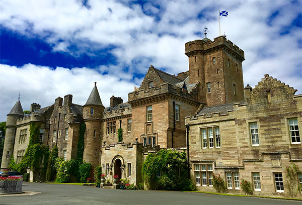 Glenapp Castle Hotel_ Ballantrae_ Ayrshire_ Scotland 0620_06232016