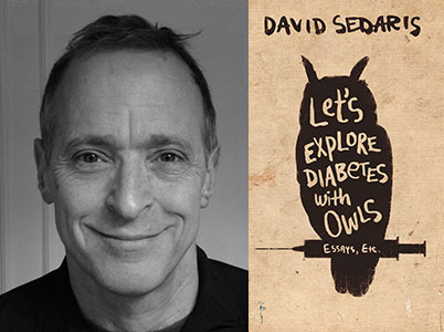 David sedaris essays online
