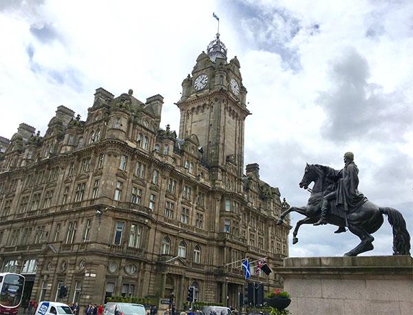The Balmoral Hotel in Edinburgh 0628_07022016