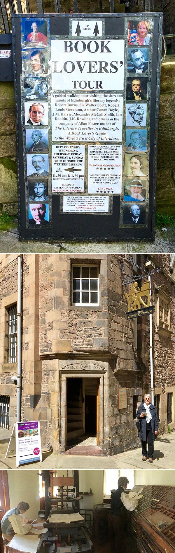 The Writers_ Museum in Edinburgh 07012016