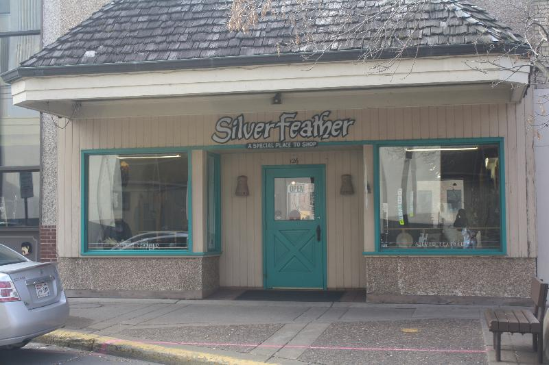 The silver feather news details for Jewelry stores in eau claire wi