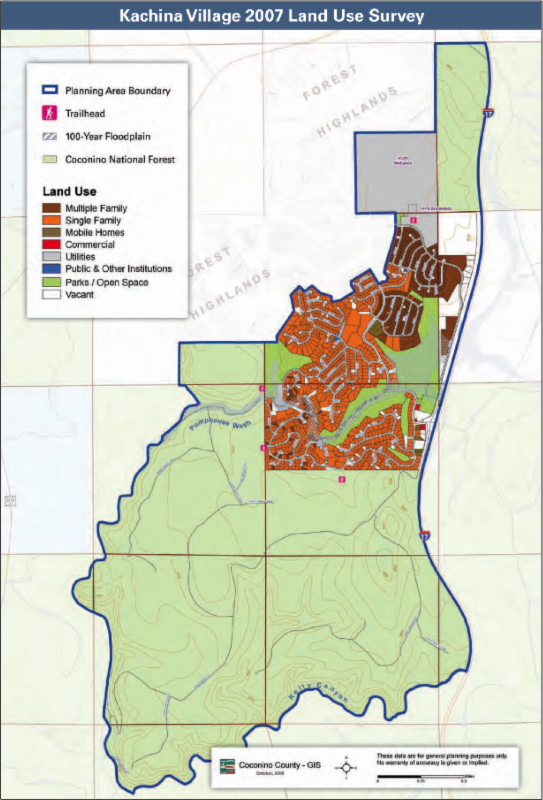 Kachina Village Improvement District