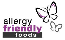 allergy friendly foods logo