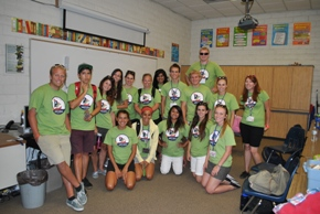 Edgewood Summer Camp Staff