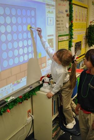 Kindergarten in action 2011