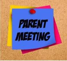Parent associatin Meeting