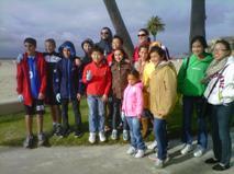 6th Grade Beach Cleanup 2011