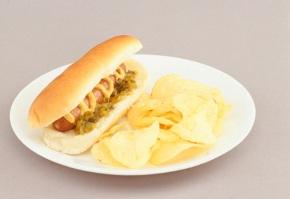 Summer Hot Dog Lunch 2012