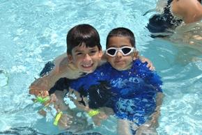 Swim Day 7-3-12