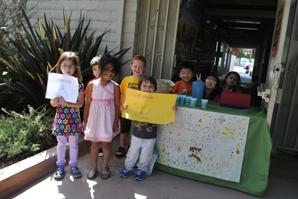 Preschool Lemonade Sale 2012