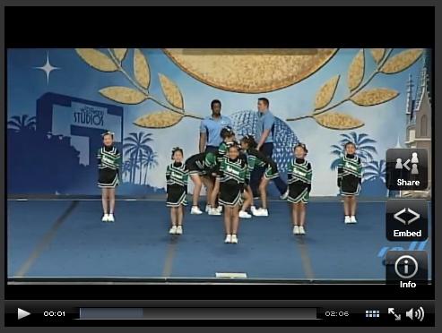 Cheer Nationals Video