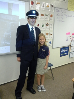 Career Day 2nd grade 2013