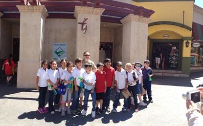2nd grade Kaneski LA Zoo 2013