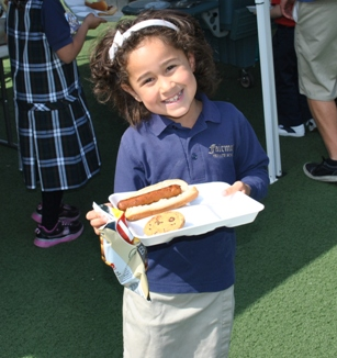 Hot Dog lunch 2012