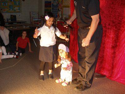 Kinder Puppet 1