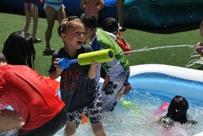 Summer Camp Water Fun 2012