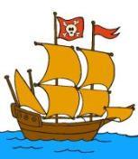 Pirate Ship Clip Art 2012