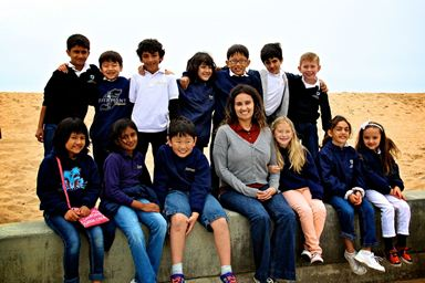 2nd Grade Whale Watching 2013