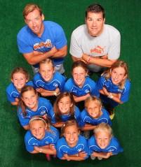 Anikas soccer team 2012