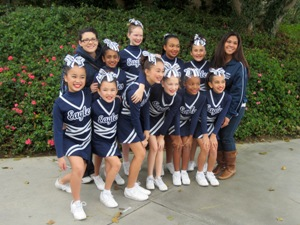 Cheer 1st place 2011