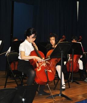 Instrumental Concert 2012
