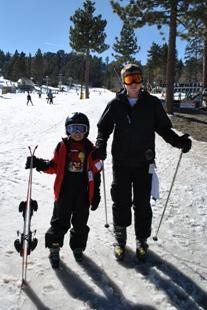 JH Ski Trip