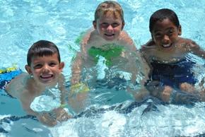Swim Day Week 4