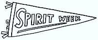 Spirit Week Logo