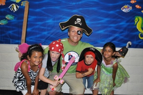Pirate and Pixie Dress Wk 4