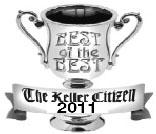 Best Financial Planner Trophy